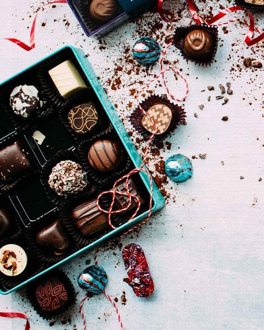 Reklamowe czekoladki z napisem