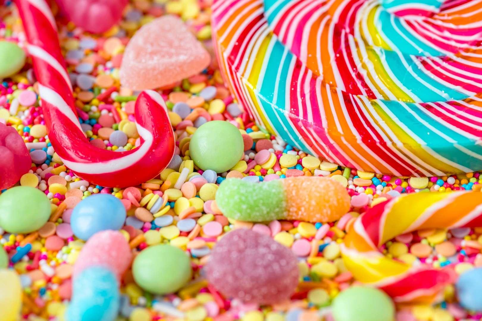 Słodycze reklamowe – nadruk i logo